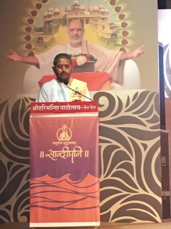 Shri Shyam bhai Thakar